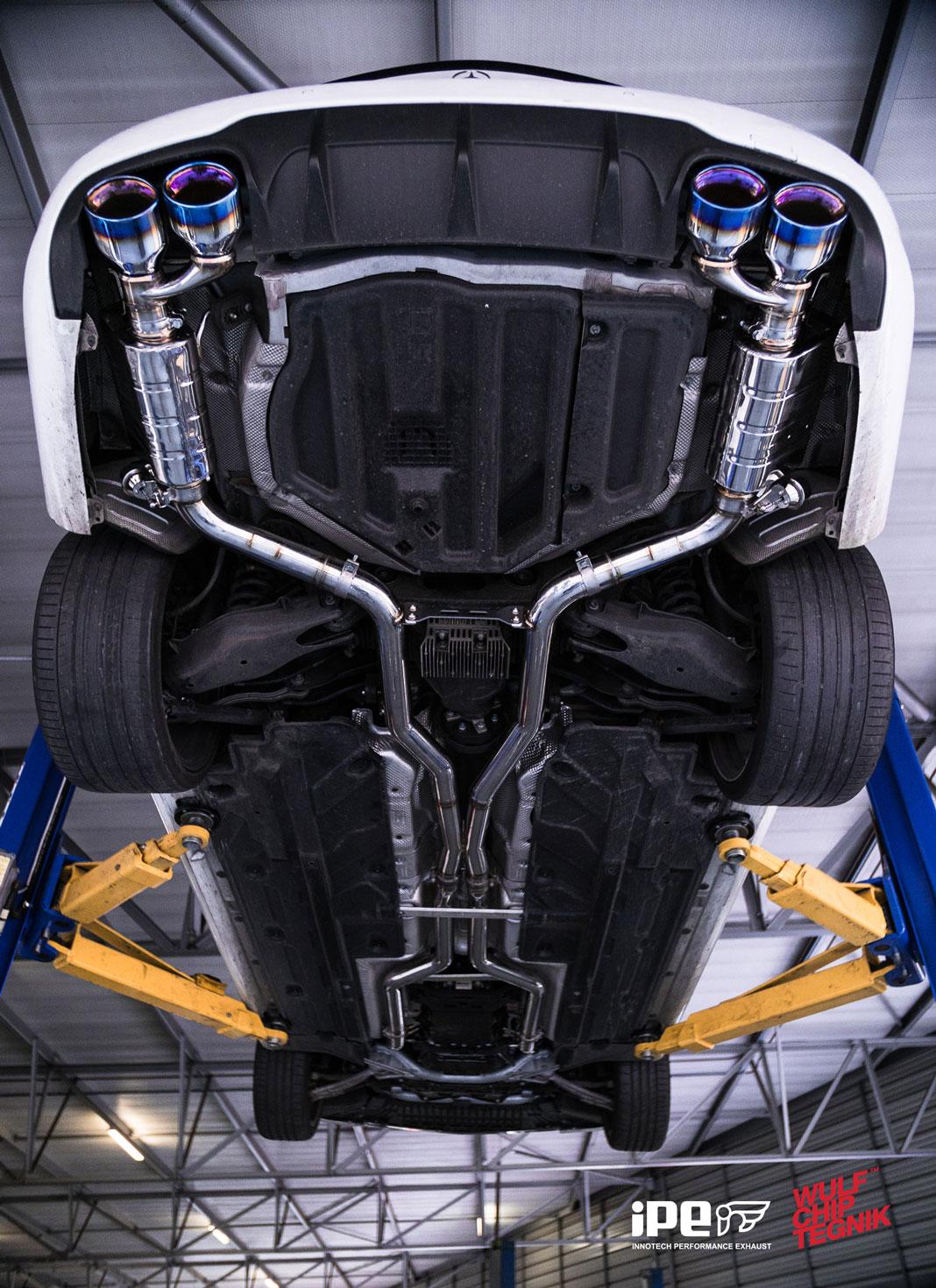 Mercedes-Benz C63 AMG iPE Innotech™ – WULFCHIPTEGNIK™